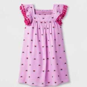 Cat and jack, little girls dress